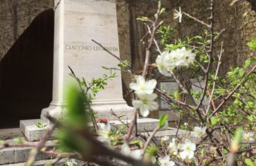 parco vergiliano 01 tomba di leopardi